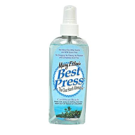 Best Press Clear Starch Alternative Caribbean