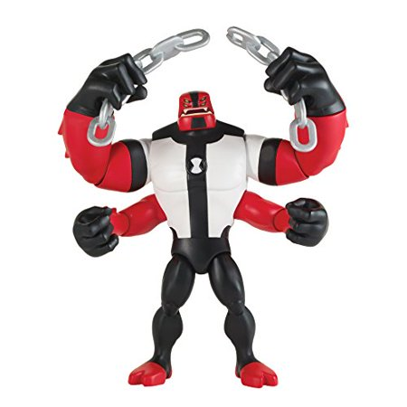 Ben 10 Four Arms Basic Figure - Ben Ten Halloween