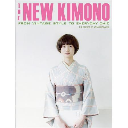 The New Kimono : From Vintage Style to Everyday - New Kimono