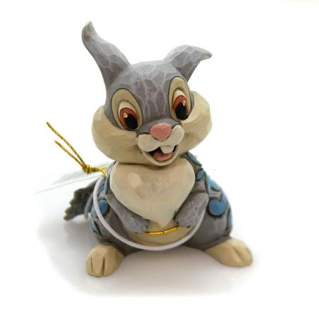 Jim Shore THUMPER Polyresin Bambi Disney Bunny