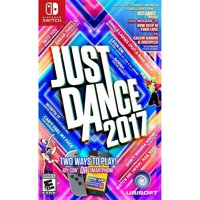 Just Dance 2017, Ubisoft, Nintendo Switch, 887256027896