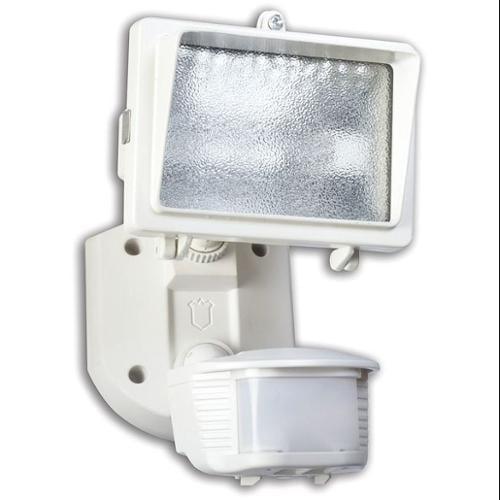 "5"" Motion Security Light, Designers Edge, L6006WH"