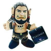 """Warcraft Durotan 7"""" Plush Figure"""