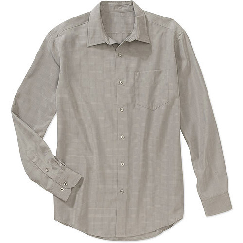 George Ge Ls Microfiber Shirt