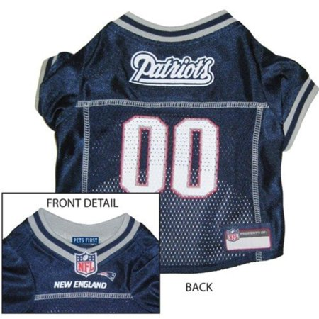 1ea9e0289 NEW ENGLAND PATRIOTS Dog Pet Jersey ALL SIZES Licensed NFL (XS ...
