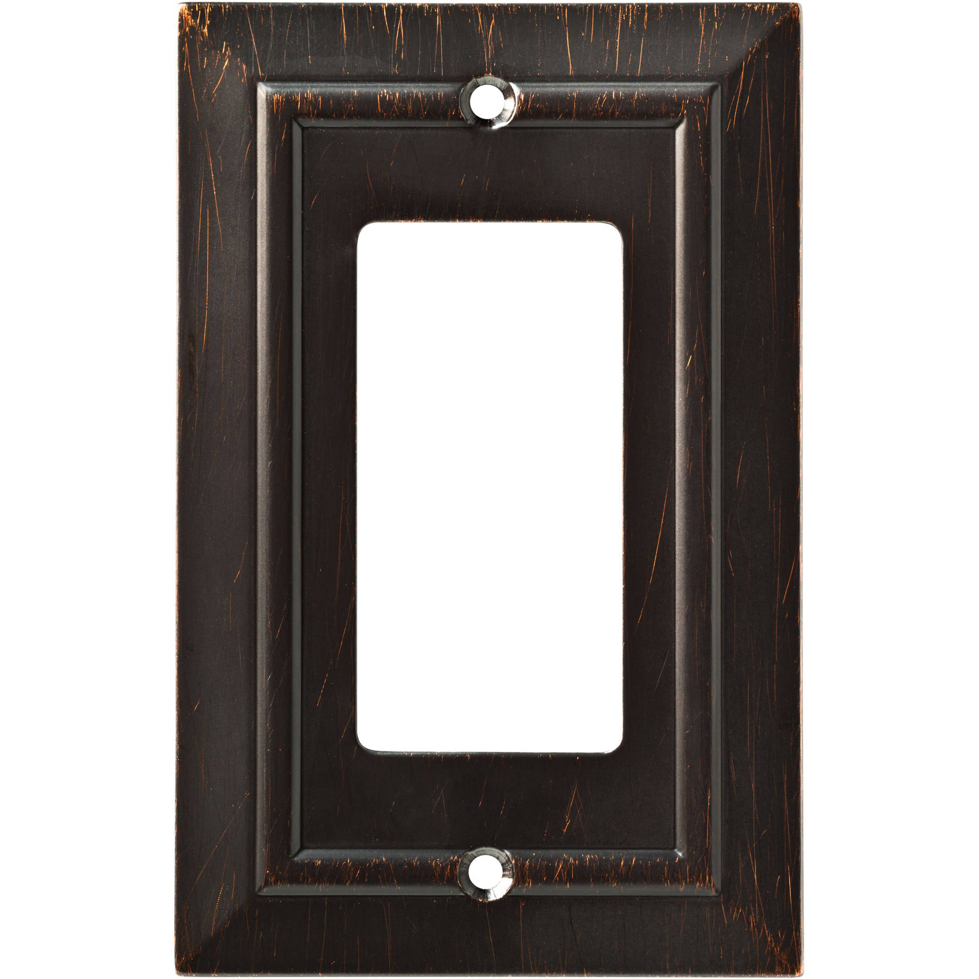 Franklin Brass Classic Architecture Single Rocker Wall Plate