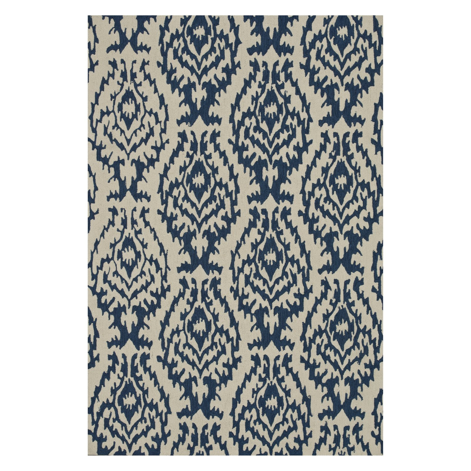 Loloi Summerton Area Rug - Ivory / Denim