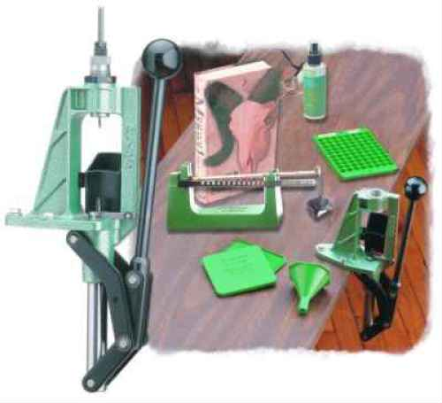 Click here to buy RCBS Partner Press Reloading Kit Md: 87466.