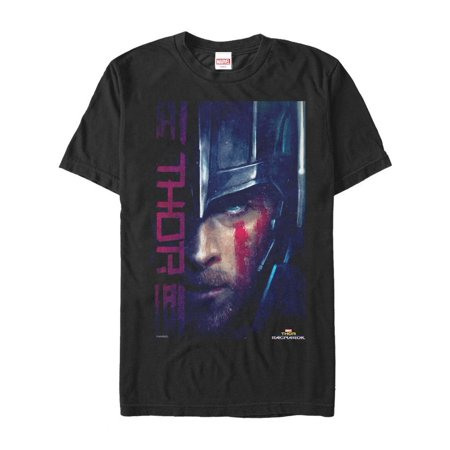 Marvel Men's Thor: Ragnarok Battle Paint T-Shirt (Thor Suits)