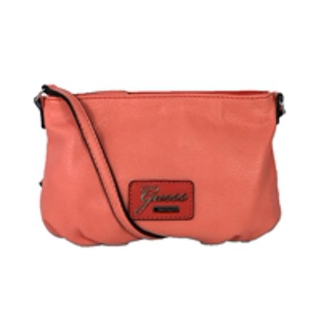 GUESS 'Gladys' Two-Tone Crossbody Bag, Grapefruit Multi