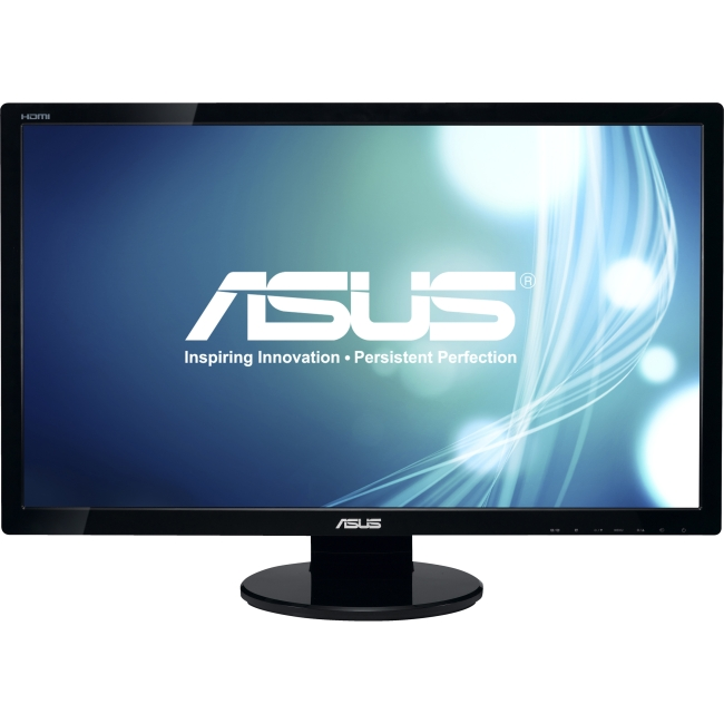 "ASUS 27"" Widescreen LCD Monitor, Black (VE278Q)"