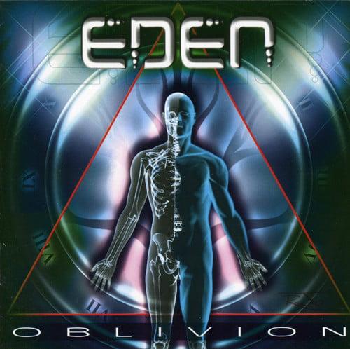 Eden Oblivion [CD] by