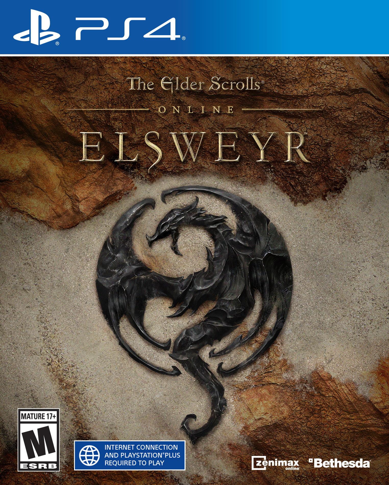The Elder Scrolls Online: Elsweyr, Bethesda, PlayStation 4, 093155174702