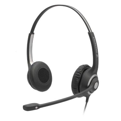 Sennheiser DeskMate Dual-Ear for Your Home Cordless Phone (2.5mm) by Sennheiser