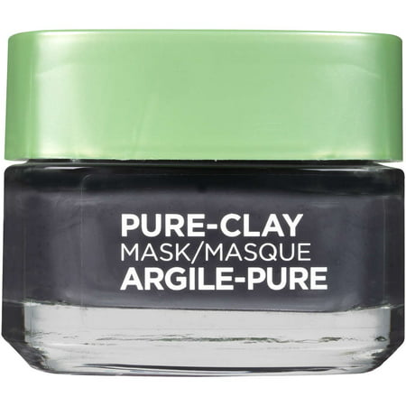 Detox Clay Mask (L'Oreal Paris Pure Clay Mask Detox & Brighten)