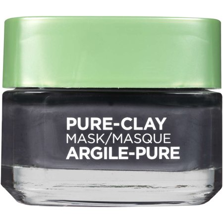 L'Oreal Paris Pure Clay Mask Detox & Brighten - Funny Face Mask