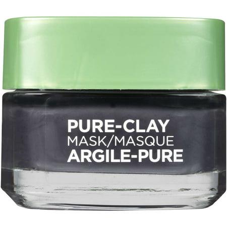 L'Oreal Paris Pure Clay Mask Detox & (Treatment Mask Trio)