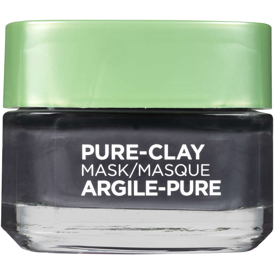 L'Oreal Paris Pure Clay Mask Detox & Brighten, 1.7 Fl Oz