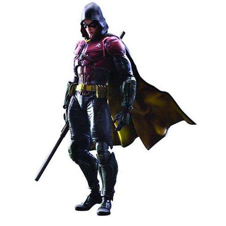 Batman Play Arts Kai Robin Action Figure [Arkham - Batman Arkham Knight Robin