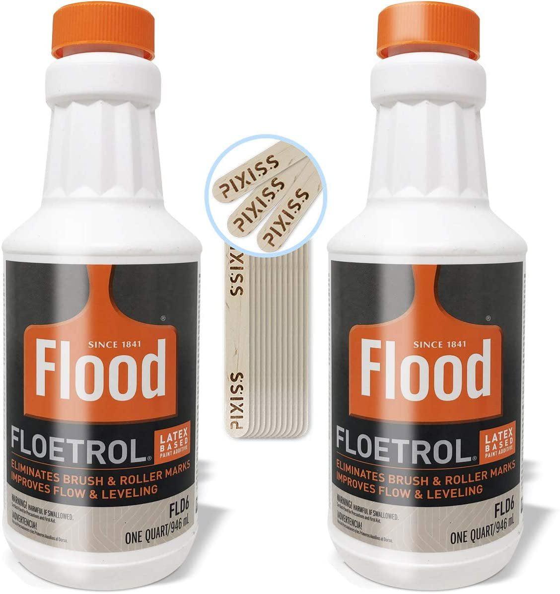 Floetrol Pouring Medium For Acrylic Paint 1 Quart Bottles 2