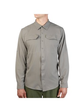Allforth Men's Catalpa Performance Long-sleeve Outdoor Shirt