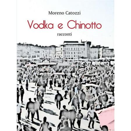 Vodka e chinotto - eBook