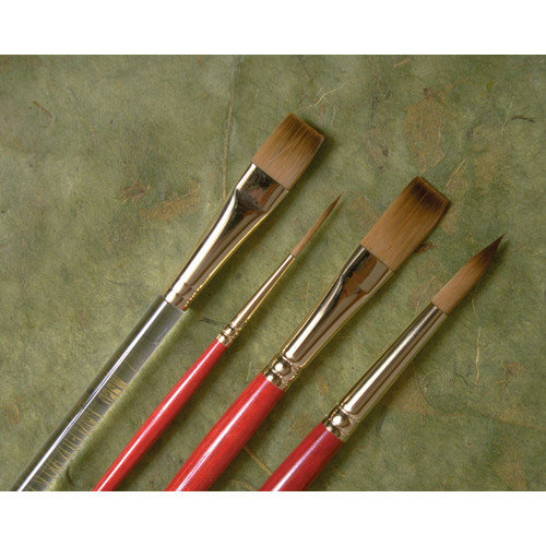 Princeton Artist Brush Synthetic Sable Watercolor Wash Brush