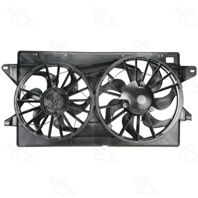 Dual Radiator and Condenser Fan Assembly-Rad / Cond Fan Assembly 4 Seasons 75300