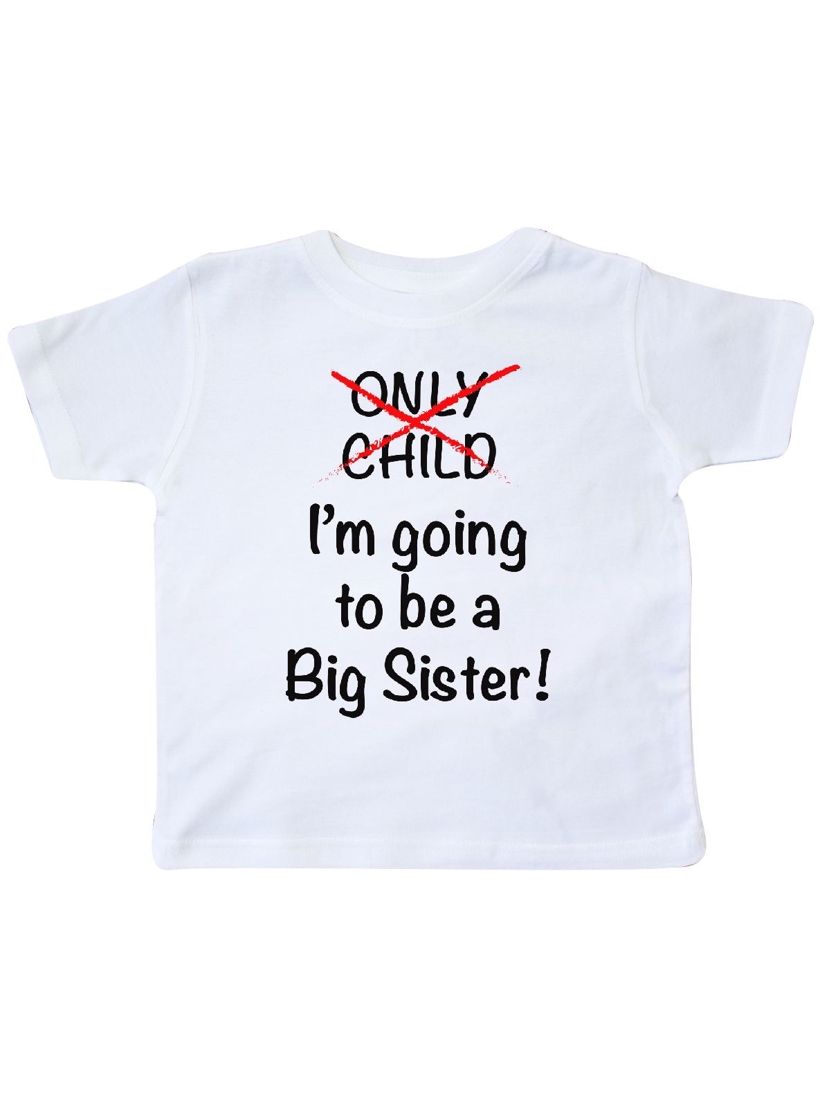 I/'m Going To Be A Big Sister Child/'s T-Shirt