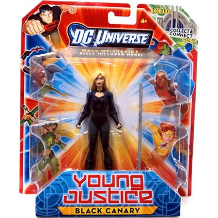 DC Universe Young Justice Black Canary 4