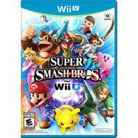 Super Smash Bros., Nintendo, WIIU, [Digital Download], 0004549666034