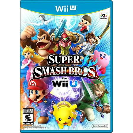 Super Smash Bros., Nintendo, WIIU, [Digital Download],