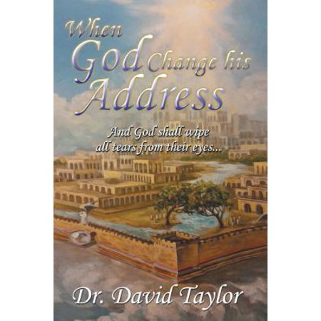 When God Change His Address - eBook (The Decemberists The Singer Addresses His Audience)