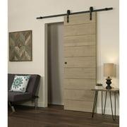 Horizontal Wood Barn Door