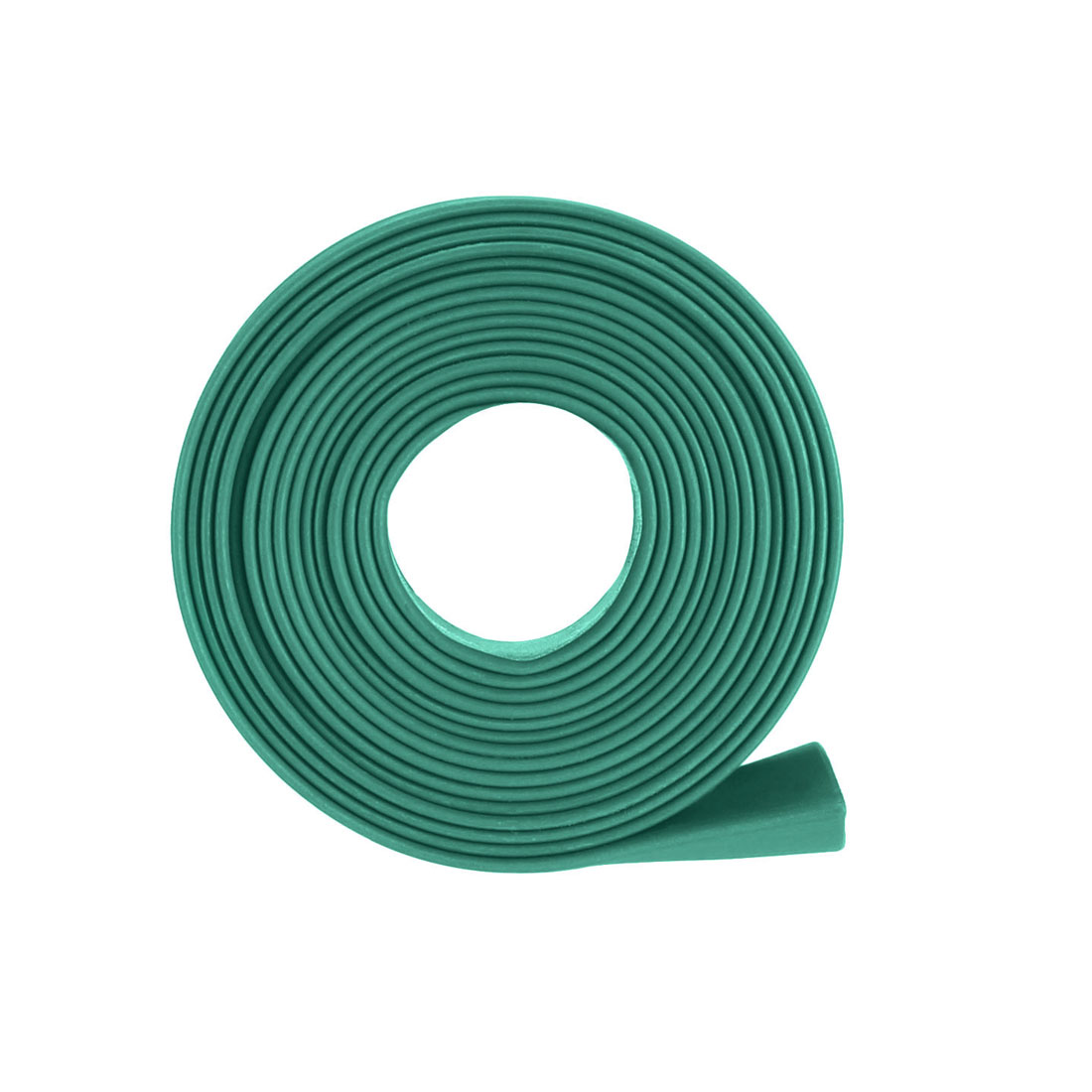 Heat Shrink Tube 2:1 Electrical Insulation Green 11mm Diameter 1m Length