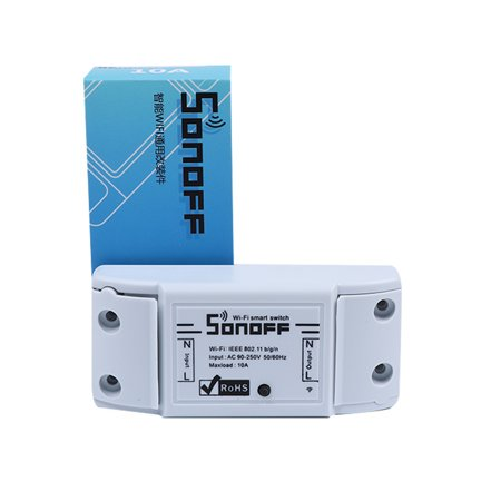 Sonoff Wifi Switch Universal Smart Home Automation Module Timer