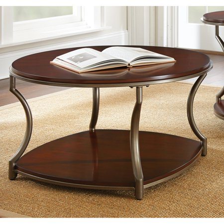 Steve Silver Maryland Cocktail Table - Medium Cherry ()