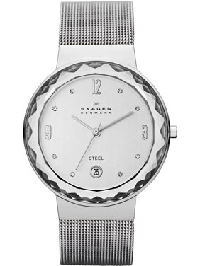 Skagen Women's Leonora Date Display Mesh Watch SKW2004