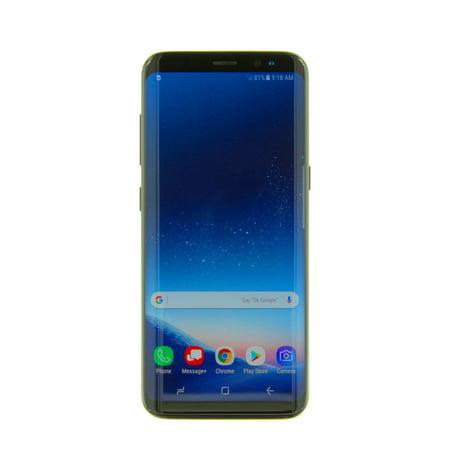 Samsung Galaxy S8 SM-G950U 64GB for AT&T - Good Condition (Refurbished)