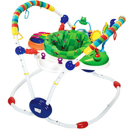 55476be2c Baby Einstein Musical Activity Jumper - Walmart.com