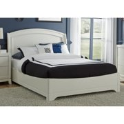 White Truffle Platform Bed Set White Truffle Queen Platform Bed Set