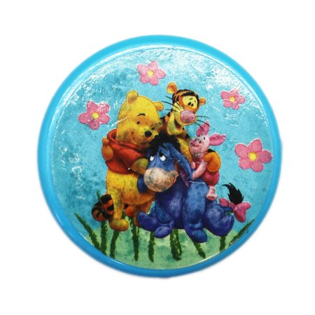 Disney's Winnie the Pooh and Friends Light Blue Portable Pencil Sharpener (Winnie Pooh And Friends)