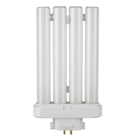 Four 27 Watt 6400k 4 Pin Base Light Bulb For Use With