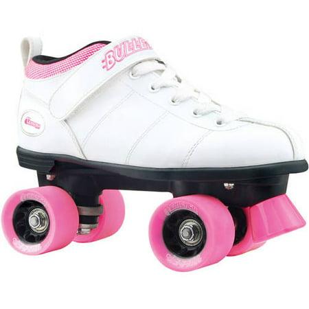 Chicago Roller Skates - Chicago Skates Ladies Bullet Speed Skates, White