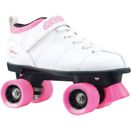 Chicago Ladies' Bullet Speed Skates, White