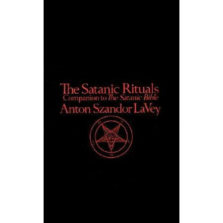 Satanic Rituals - Halloween Satanic Rituals