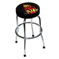 Atd Tools ATD-81056 Shop Stool With Flame Design