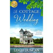 A Cottage Wedding - eBook