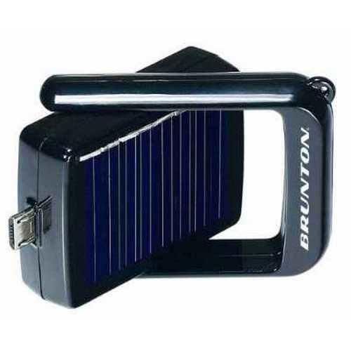 Brunton Bump Apple Compatible Hybrid Solar Power Pack by BRUNTON OUTDOOR INC