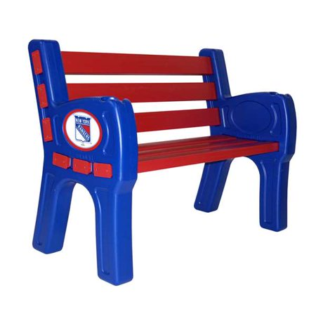 New York Rangers Park Bench ()